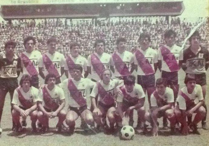Municipal San José en 1984