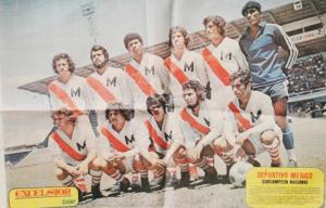 Barrio México en 1977