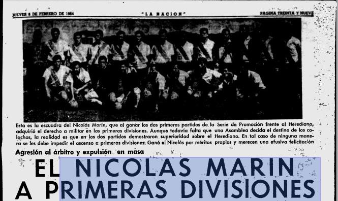 6 de febrerio 1964