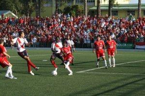 Barrio México fue Campeón del Clausura 2009 en la Liga de Ascenso