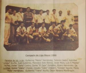 Campeones 1966