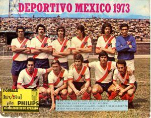 Deportivo México 1973