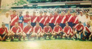 Erick Jiménez, Nelson Fonseca, Paul Mayorga destacaron en el Torneo 2000 de Segunda División dirigidos por Leonardo Mata