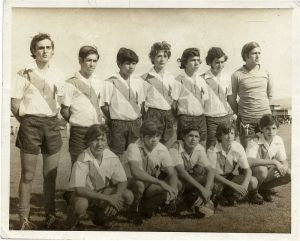 Infantil de Barrio México Campeones 1973