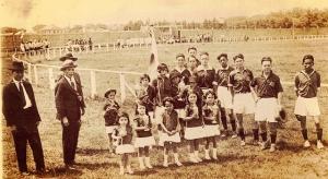 Manuel Salazar Rivera impulsor del fútbol en Barrio México en los años 20´s