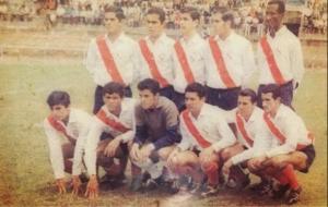Nicolás Marin en los años 60´s