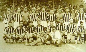 Arriba de izquierda a derecha el quinto y sexto José Manuel Trejos, Rodolfo 'Butch' Muñoz. Abajo de izquierda a derecha el segundo Gregorio
